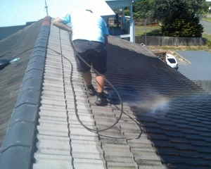 Roof Restoration Central Coast - Roof Cleaning, Tiled Roof