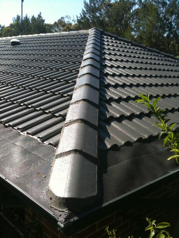 Gutter Guard Installation Central Coast