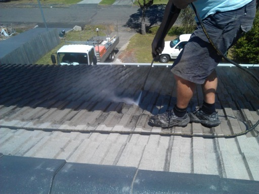 Roof Cleaning Central Coast 2 Roof Restoration