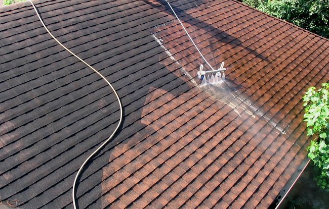 Roof Cleaning Central Coast